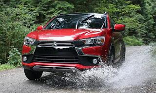 2017 Mitsubishi Outlander Sport, Result Test