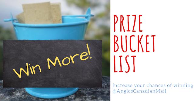 Prize Bucket List