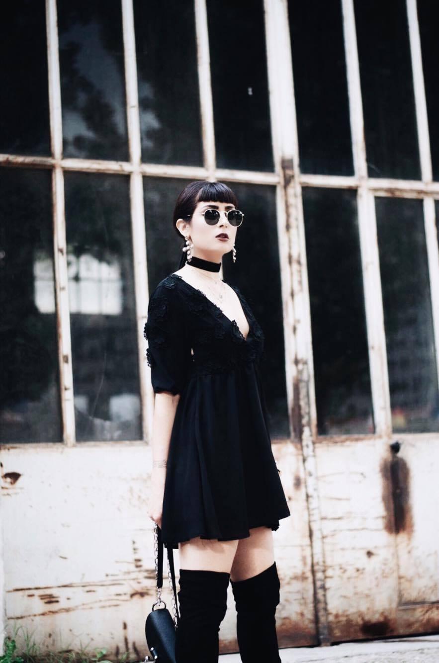 blogger france, mode, fille rock, fille vintage, fille retro, fille tatouée, bons plans shopping, blogueuse mode, 90s, babe