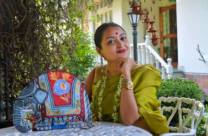 Anisha Chanda - Don't Fear Failure, Because It's Not A Failure It's Only An Experience (Artist & Entrepreneur)