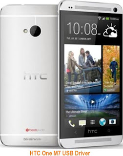HTC One M7 USB Driver