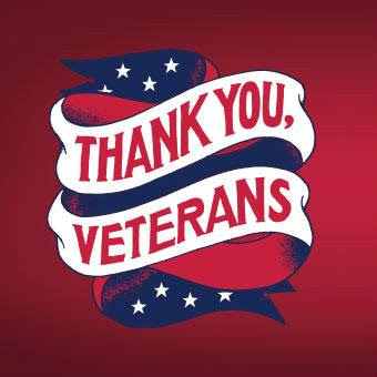 Veterans Day Thank You Messages