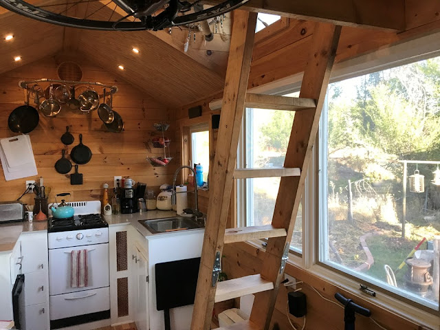 Custom Boulder Tiny House