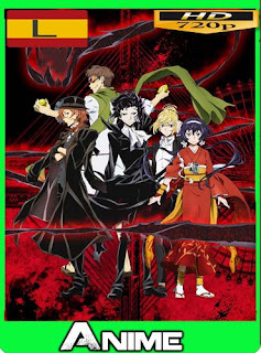 Bungou Stray Dogs Season 2 HD [720P] latino [GoogleDrive] dizonHD