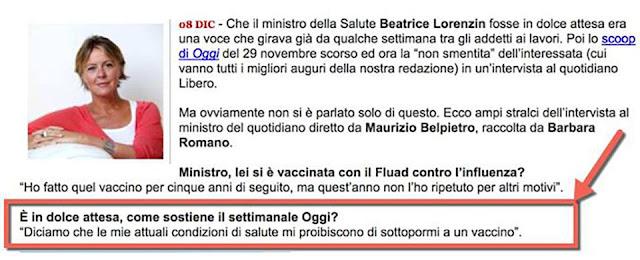 beatrice-lorenzin-vaccinare-donne-incinte