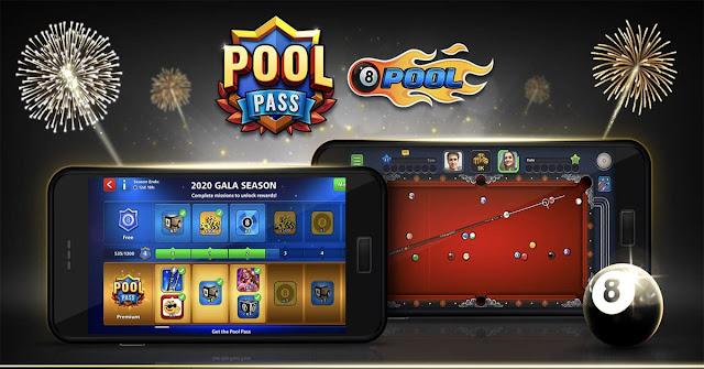 pool pass 8 ball pool