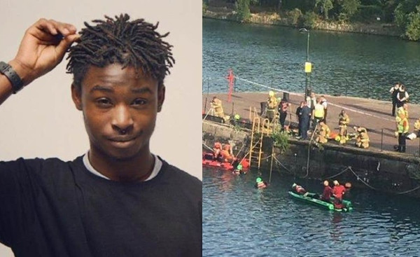 23-year-old Nigerian student drowns in River Thames in the United Kingdom