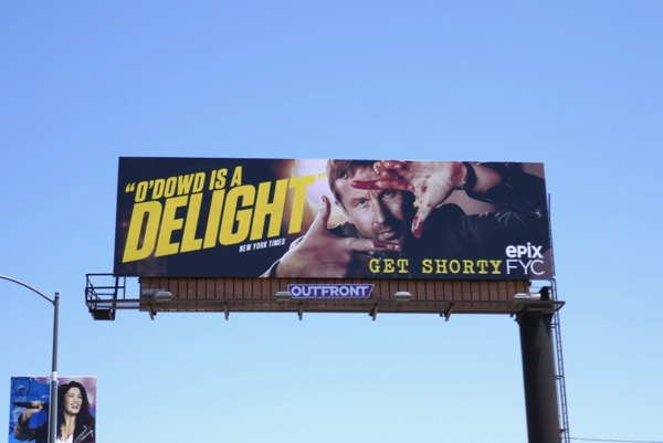 Get Shorty Chris ODowd Emmy FYC billboard