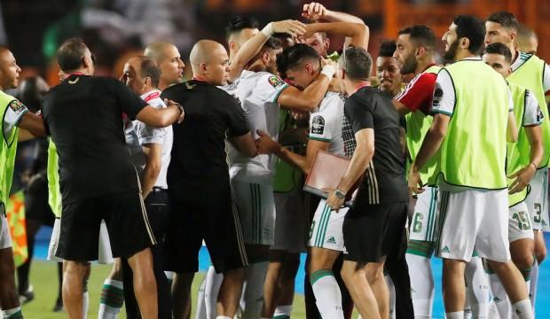 Afrika Uluslar Kupası'nda şampiyon Cezayir oldu