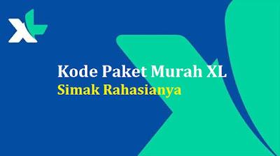 Paket Internet XL Axiata Termurah 2020 Bulanan