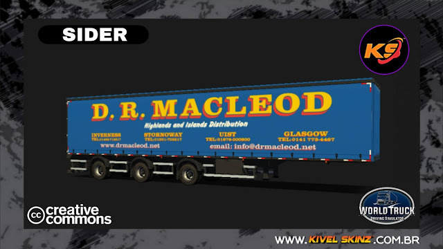 SIDER D.R. MACLEOD