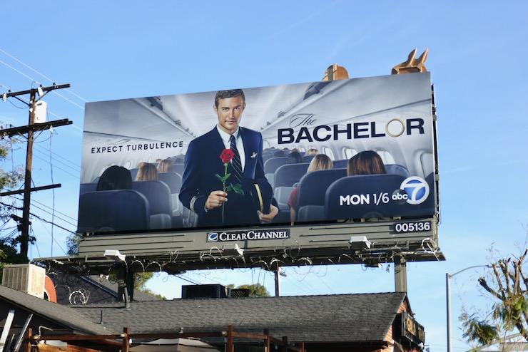 Peter Weber Bachelor season 24 billboard