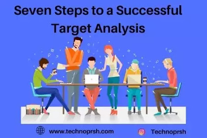 Seven Steps to a Successful Target Group Analysis