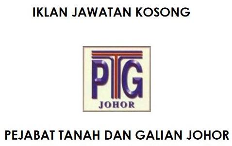 Jawatan Kosong Di Pejabat Tanah Dan Galian Johor Ptgj 14 April 2016 Jawatan Kosong 2020 Kerja Kosong Terkini Job Vacancy