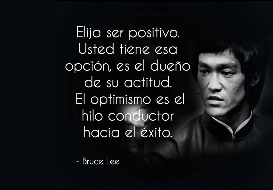7 secretos mentales de Bruce Lee para fortalecer el espíritu