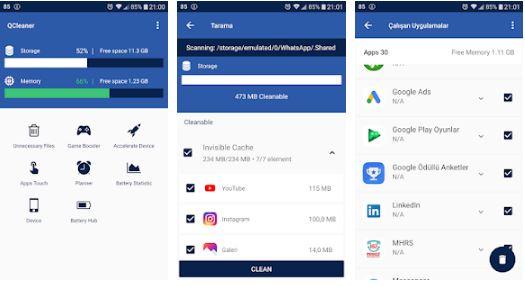cleaner app apk free