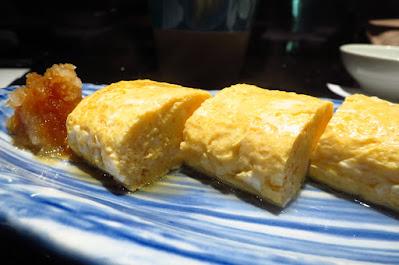 Shun X Sakemaru, dashi tamagoyaki