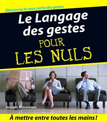 Livre PDF Le langage des gestes pour les Nuls