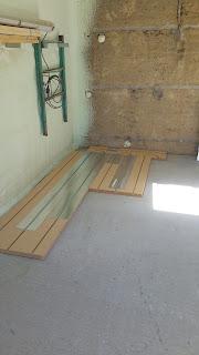 Début des travaux du plancher chauffant Caleosol ECO+ à Lyon