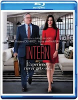 The Intern [New Blu-ray] With DVD,