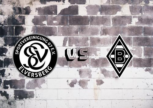 Elversberg vs Borussia M'gladbach  Resumen