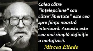 Citatul zilei: 28 februarie - Mircea Eliade