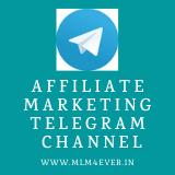 affiliate marketing telegram channel