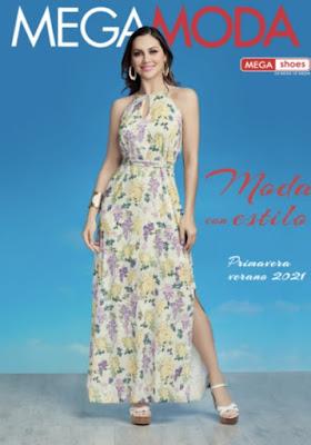 Catalogo Megashoes damas ropa  PV 2021