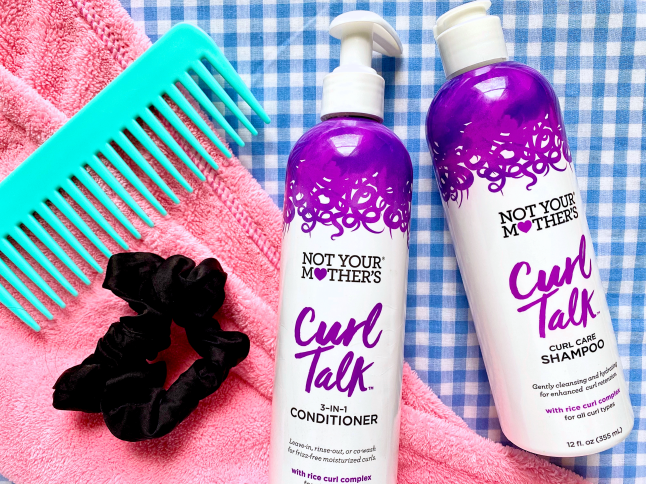My Updated Curly Girl Method Routine