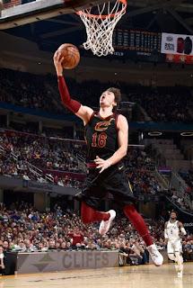 Cedi Osman | Cleveland Cavaliers - Milwaukee Bucks