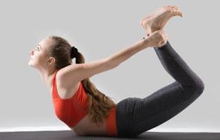 Abdominal Fat Reduction, Stomach Reduce Yoga in Hindi, Dhanurasana