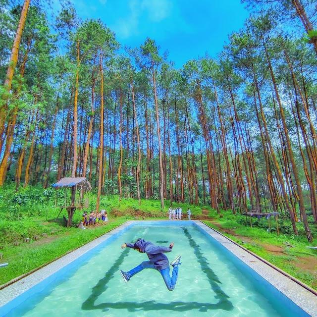 Lokasi dan Harga Tiket Masuk Taman Ceria Warangan Wonosobo