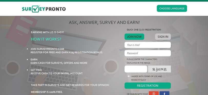 surveypronto.com review