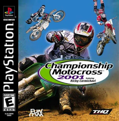 descargar championship motocross 2001 ricky carmichael psx mega