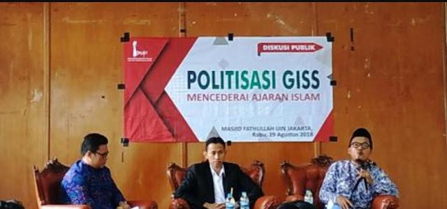 Jangan Politisasi Gerakan Indonesia Shalat Subuh (GISS)