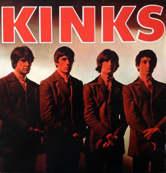 The Kinks - Kinks (1964, R&B, Beat, Garage Rock)