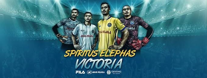 Jersi Pahang FA Tahun 2018 Ni On Ke Tak On?