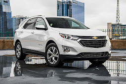 2018 CHEVROLET EQUINOX 2.0T FIRST DRIVE: TRANSFORMATIONAL TRANSMISSION