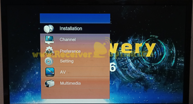 DISCOVERY 6666 1506TV 512 4M NEW SOFTWARE 27 APRIL 2021