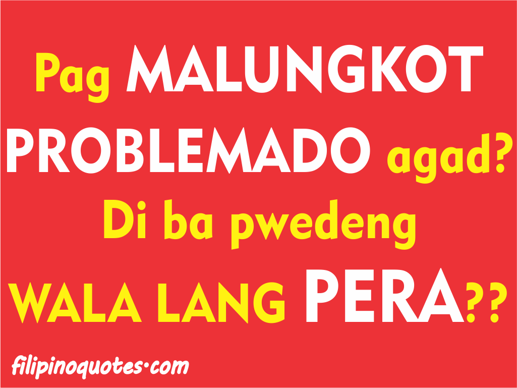 Pin Bitter Quotes Tagalog on Pinterest