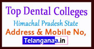 Top Dental Colleges in Himachal Pradesh