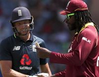 Record Breaking ODI Match Between England and West Indies