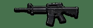 15 Senjata FF Assault Rifle, Apa Saja Ya?