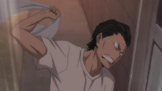 ハイキュー!! アニメ 2期12話 | 扇南高校 十和田良樹 Towada Yoshiki | HAIKYU!!  Ohgiminami high vs Karasuno