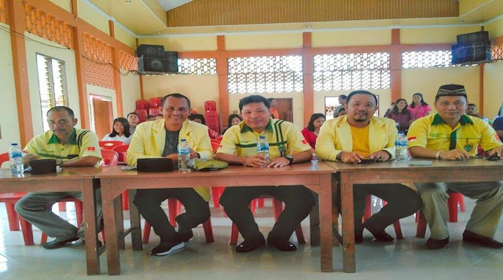 Bruno A. Richard Telaumbanua Terpilih Sebagai Ketua Pemuda Katolik Kota Gunungsitoli