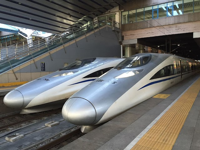Why the best railway in the world is China