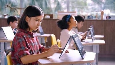 Semangat Belajar di Rumah Bersama ASUS BR1100