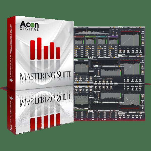 Acon Digital Mastering Suite v1.0.7 Full version