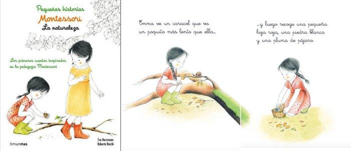 cuentos sobre naturaleza, primavera pequeñas historias montessori
