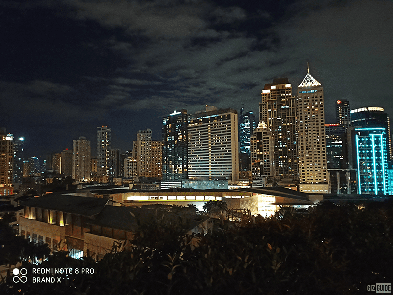 Makati view at night!